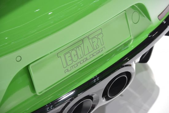 TechArt Porsche 911 Carrera 4S Geneva