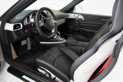 TECHART тюнинг-пакет для Porsche 911 Carrera S и 4S