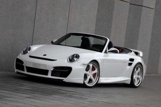 TECHART Porsche 911 Turbo Aerodynamic Kit 2