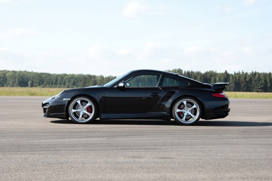 TECHART Porsche 911 Turbo Aerodynamic Kit 2