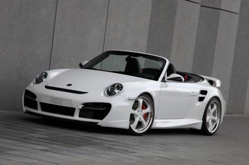 Аэродинамический комплект TECHART II для Porsche 911 Turbo