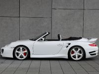 TECHART Porsche 911 Turbo Aerodynamic Kit 2, 4 of 11