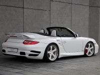TECHART Porsche 911 Turbo Aerodynamic Kit 2, 5 of 11