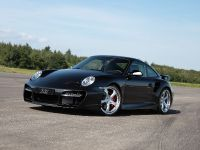 TECHART Porsche 911 Turbo Aerodynamic Kit 2, 6 of 11