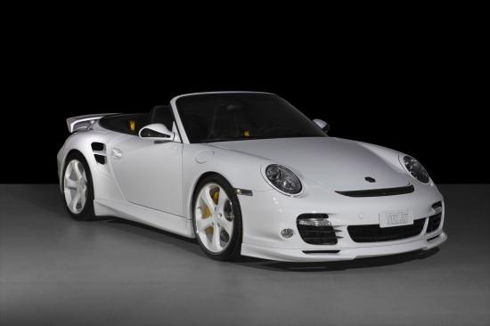 TECHART Porsche 911 Turbo Cabriolet