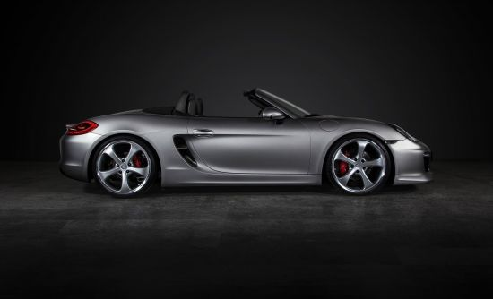 Techart Porsche 981 Boxster