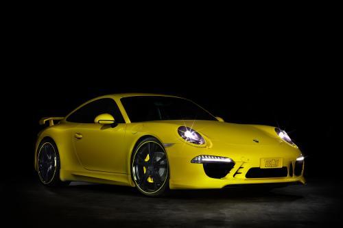 TechART и Новый Porsche 911