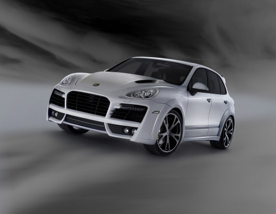 TECHART Porsche Cayenne II Turbo