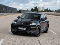 TECHART Porsche Cayenne Turbo, 4 of 4