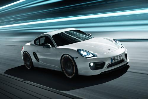 Идеальный Стиль: TECHART Porsche Cayman