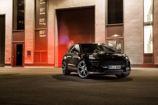 TECHART Porsche Macan Power Kit