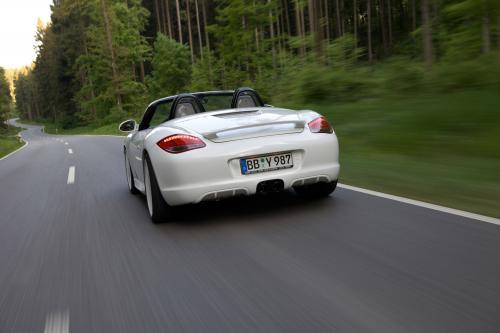 Новая программа TECHART для Porsche Boxster/Cayman