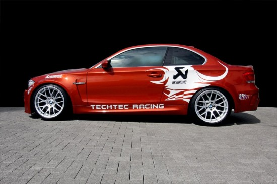 TechTec BMW 1-Series M Coupe