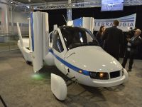 Terrafugia Transition Flying Car New York 2012