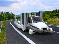 Terrafugia Transition Flying Car New York 2012