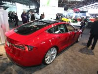 Tesla Model S Detroit 2013, 4 of 6