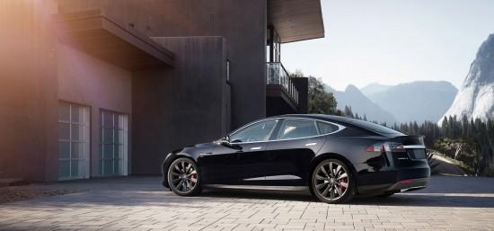 Tesla Model S Dual Motor All Wheel Drive