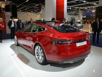 Tesla Model S Frankfurt 2013, 2 of 5