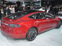 thumbnail image of Tesla Model S P85D Detroit 2015