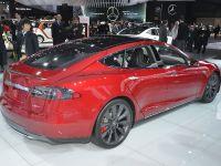 thumbnail image of Tesla Model S P85D Detroit 2015