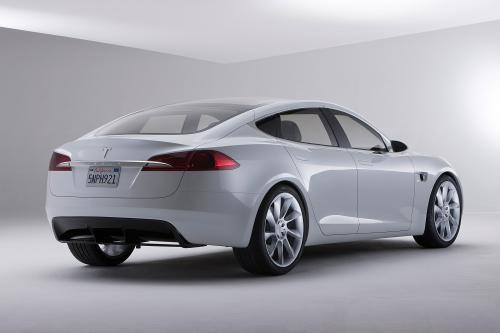 thumbs Tesla Model S, 1 of 11