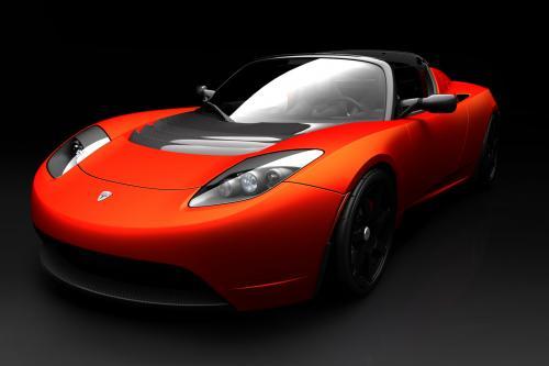 Tesla Motors вводит Roadster Sport