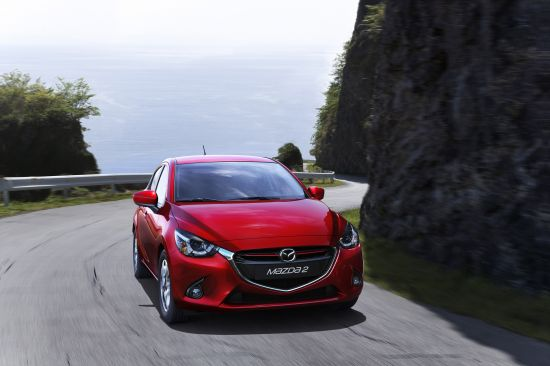 The All-new Mazda2