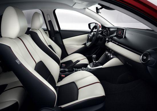 The All-new Mazda2