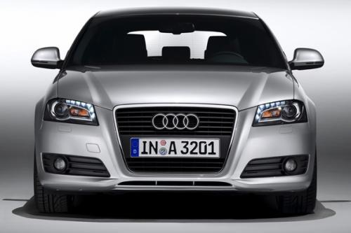 Audi A3 - свежие динамика для еще большего удовольствия от вождения