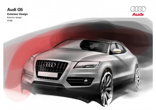 Audi Q5 Specifications