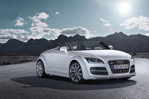 Audi TT clubsport quattro: от езды с открытым верхом машина с более чем 300 л.с.