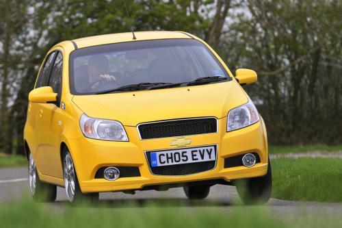 Chevrolet Aveo - небольшой автомобиль, который на большой ценностью!