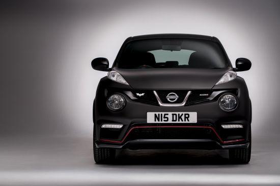 The Dark Knight Rises Nissan Juke Nismo