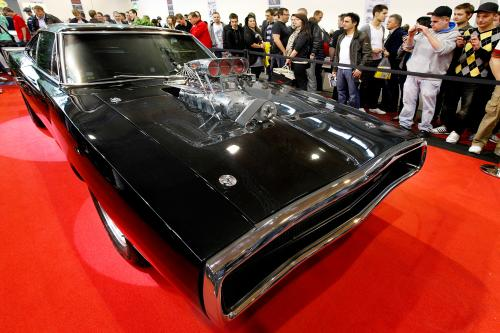 Iconic 1970 Dodge Charger на Tuning World Bodensee 2010