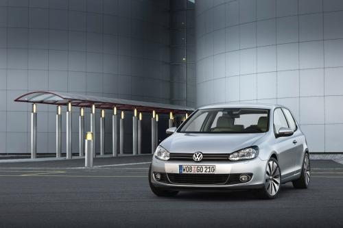 Volkswagen Golf назван финалистом World Car of the Year