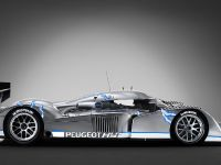 The Peugeot 908HY, 2 of 8