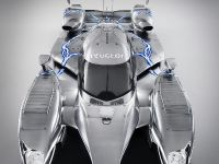 The Peugeot 908HY, 5 of 8