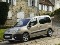 The Peugeot Partner Tepee, 1 of 4