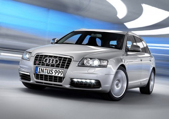 Audi A6 and S6