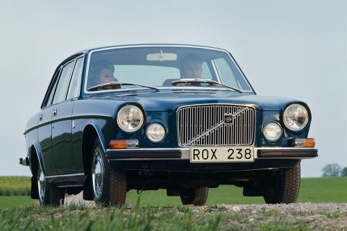 Volvo крупнейших авто новости от 1968 году исполнится 40 - Volvo 164