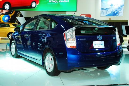 Third-generation Toyota Prius Detroit