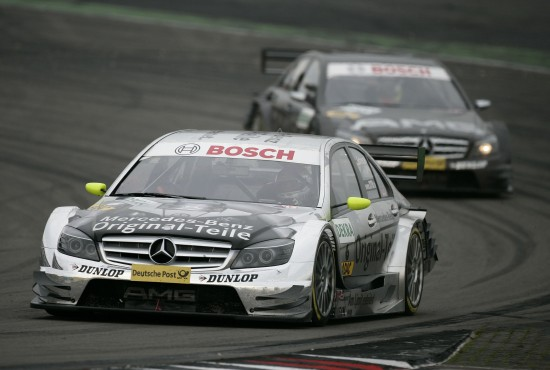 Nurburgring AMG Mercedes C Class