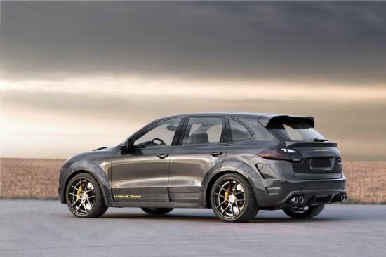 TopCar Porsche Cayenne II Vantage Carbon Edition