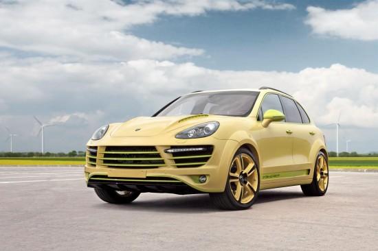 TopCar Vantage 2 Lemon Porsche Caynne II