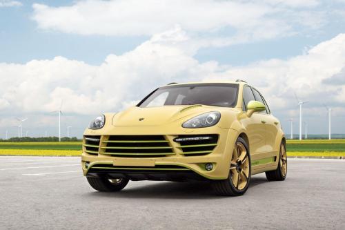 TopCar Vantage 2 Lemon, основанный на Porsche Caynne II