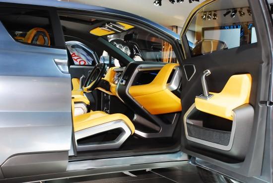 Toyota A-BAT Concept Detroit