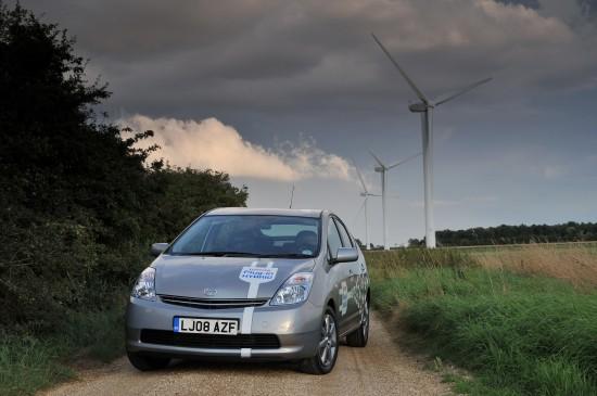 Toyota and EDF