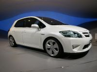 thumbnail image of Toyota Auris HSD Full Hybrid Concept Frankfurt 2009