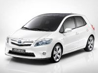 Toyota Auris HSD Full Hybrid Concept, 8 of 11