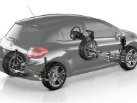 Toyota Auris Multi-Link Suspension